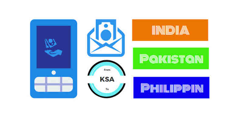 Send STC balance from KSA to india pakistan philippines