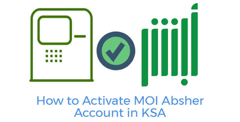 How to Activate MOI Absher Account in KSA